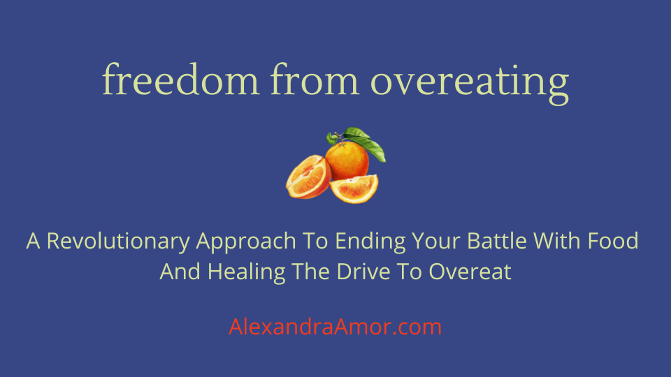 Freedom from Overeating 7 Day program